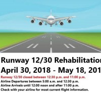 Runway 12/30 Rehabilitation