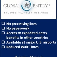 Apply Now for Global Entry