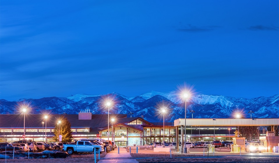 Bozeman Yellowstone Internatinal Airport